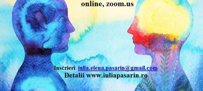 TEHNICI UTILIZATE IN PSIHOTERAPIE – PSIHOTRAUMA, DEPRESIE, ANXIETATE, DOLIU